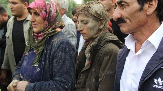 Sel felaketinden son anda kurtarıldı, yaşadığı dehşeti anlattı