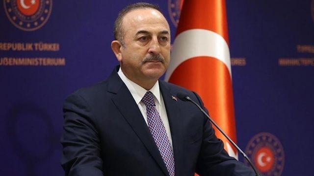 Son dakika! Bakan Çavuşoğlu, Tunus Dışişleri Bakanı ile görüştü