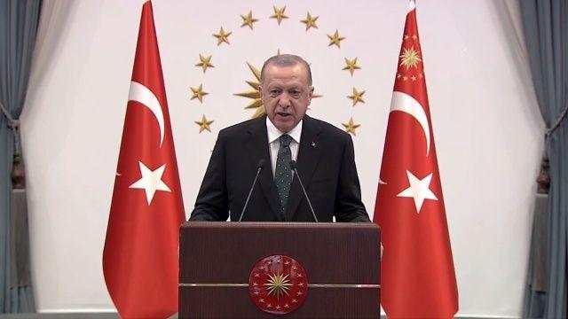 Cumhurbaşkanı Erdoğan: Karadeniz gazıyla dışa bağımlılığı azaltacağız