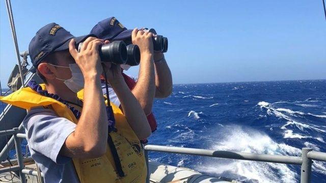 Kaş'ta facia: 45 göçmeni taşıyan tekne battı
