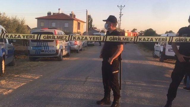 Son dakika: Konya'da eve silahlı saldırı: 7 kişi öldü