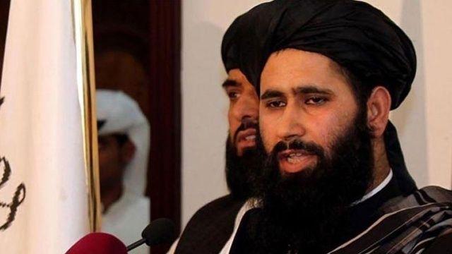 Taliban Sözcüsü Mücahid: Türkiye ile iyi ilişkiler istiyoruz