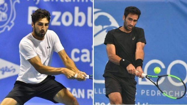 Teniste İspanya'da Altuğ Çelikbilek-Cem İlke finali
