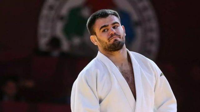 Tokyo Olimpiyatları'nda Cezayirli judocudan 'İsrail' resti: Filistin daha büyük