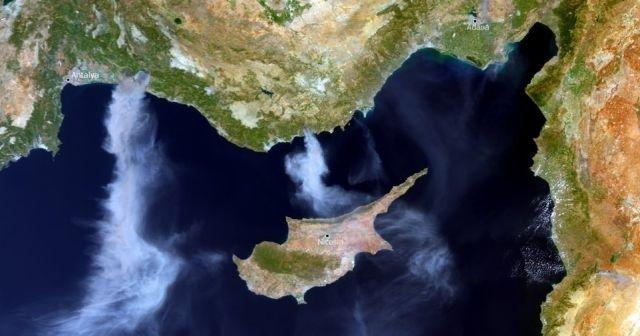 Türkiye'deki orman yangınları AB'nin uydu görüntüsünde