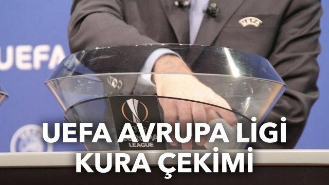 UEFA Avrupa Ligi kura çekimi ne zaman 2022? UEFA açıkladı!