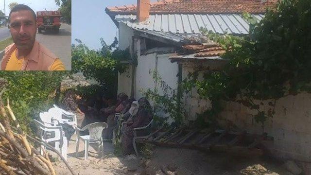 Yangın şehidi Erdal Tovka, evden ayrılırken helallik istemiş