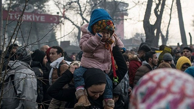 Yunanistan: Türkiye göçmenleri almıyor