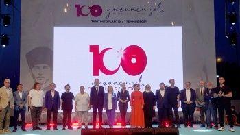 """""""100. Yıl Marşı Yarışması"""" tanıtıldı"""