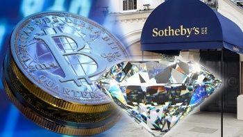 101 karatlık elmas kripto para ile satıldı