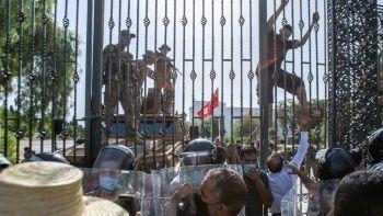 Tunusluların ilham kaynağı 15 Temmuz direnişi oldu