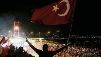 15 Temmuz'un sloganı belli oldu: Türkiye Geçilmez