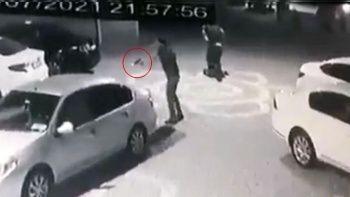 2 kardeşin enişteleri tarafından öldürülme anı ortaya çıktı