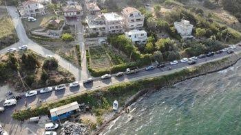 3 saat feribot bekleyen vatandaşlar isyan etti