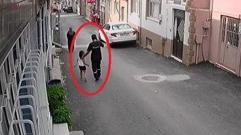 5 yaşındaki çocuğa taciz mahalleyi isyan ettirdi: En ağır cezayı alsın
