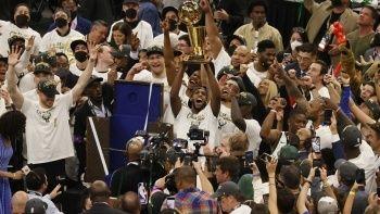 50 yıllık hasret sona erdi! NBA'de şampiyon oldular