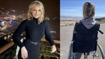 6 ay Covid'i atlatamadı tekerlekli sandalyeye bağımlı hale geldi
