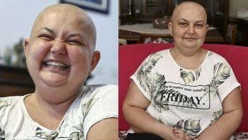 9 kez kanseri yendi hastalara umut oldu