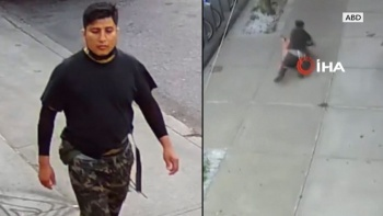ABD'de sokak ortasında tecavüz girişimi! Zanlıyı bulana para ödülü