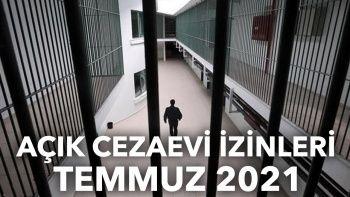 Açık cezaevi izinleri uzatıldı mı? Açık cezaevi izinleri Temmuz 2021