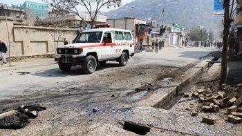 Afganistan'da havan saldırısı: 5 ölü çok sayıda yaralı