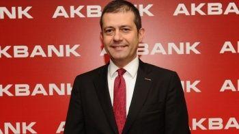 Akbank CEO'SU yaşananları anlattı: Kişisel veriler güvende