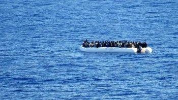 Akdeniz'de göçmen faciası: 43 ölü