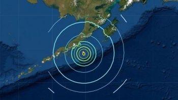 Alaska'da 8,2 büyüklüğünde deprem! Tsunami uyarısı yapıldı