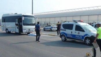 Antalya'da feci kaza: Anne ve oğlunu ayırdı