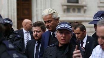 Aşırı sağcı lider Wilders'in hakaret suçu cezası onandı