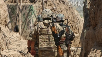 Ateşkes ihlali: Ermenistan askerleri Azerbaycan askerlerine ateş açtı