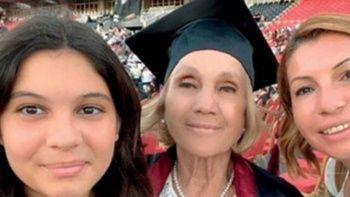 Azmin zaferi: 74 yaşında tıp mezunu oldu