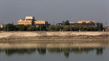 Bağdat'ta ABD Büyükelçiliğine yönelik roketli saldırı