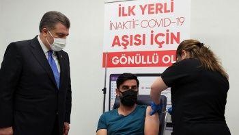 Bakan Koca: Turkovac-Coronovac 3. doz klinik çalışması başladı