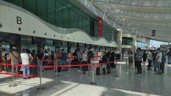 Bayramda tam 12 milyon biletli yolcu