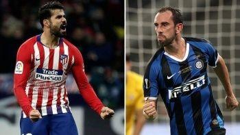 Beşiktaş'tan çifte transfer harekatı! Diego Costa ve Diego Godin... Son dakika transfer haberleri