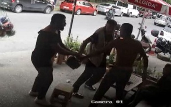 Beykoz'da engellileri darp eden saldırgan tutuklandı