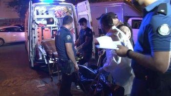 Beyoğlu'nda şüpheli ölüm: Taksi durağı arkasında bulundu