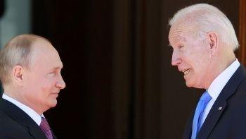 Biden'dan Putin'e siber saldırılara karşı çağrı