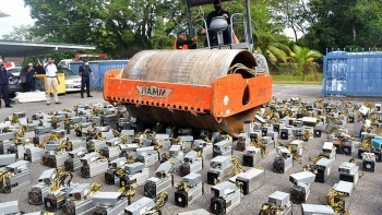 Bitcoin madenciliğinde kullanılan cihazlara ilginç imha yöntemi