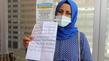 Boğazını kestiği eşine cezaevinden aşk mektubu gönderdi