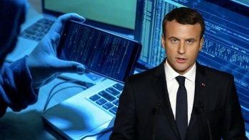Casus yazılım ortalığı karıştırmıştı! Macron İsrail'den açıklama istedi