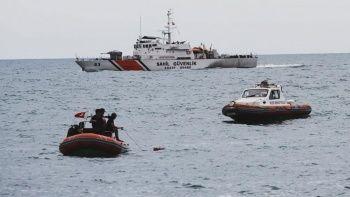 Çayeli sahilinde kaybolan şahsın cesedi Gürcistan'da bulundu