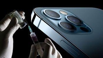 Çekya'da aşı olana çekilişle iPhone 12 kazanma şansı