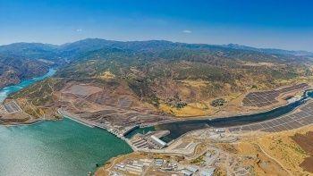 Cengiz Holding, Türkiye'nin ilk hibrit enerji santralini kurdu