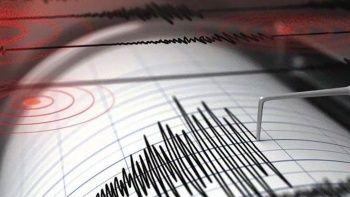 Çorum'da deprem: O anlar kamerada