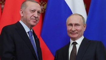 Cumhurbaşkanı Erdoğan'dan Putin'e teşekkür
