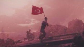 Cumhurbaşkanı Erdoğan'dan SİHA'lı Oruç Reis'li 15 Temmuz paylaşımı