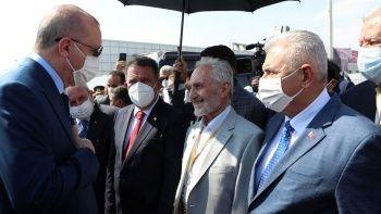 Oğuzhan Asiltürk neden kafiledeydi? Cumhurbaşkanı Erdoğan açıkladı