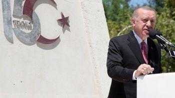 Cumhurbaşkanı Erdoğan: Kimse bu mücadeleye değersiz diyemez